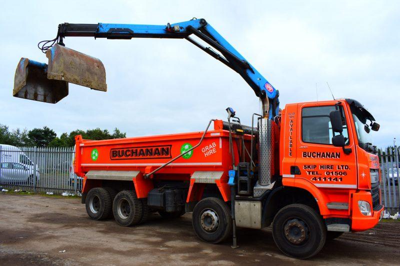 Grab lorry 2