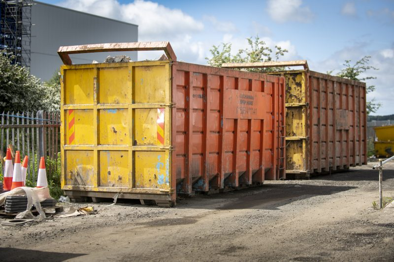 40yd skip hire prices